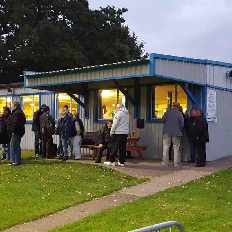 Bishop Sutton FC ground hop pictures