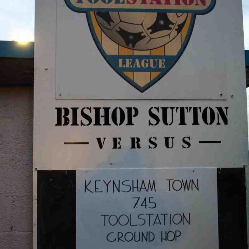 Bishop Sutton 0 v 1 Keynsham Town photos by Will Cheshire