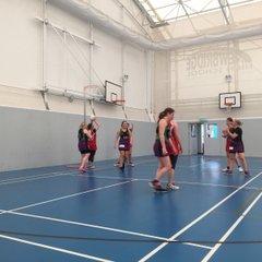 Starlings v Bosworth Thorns 02.10.16
