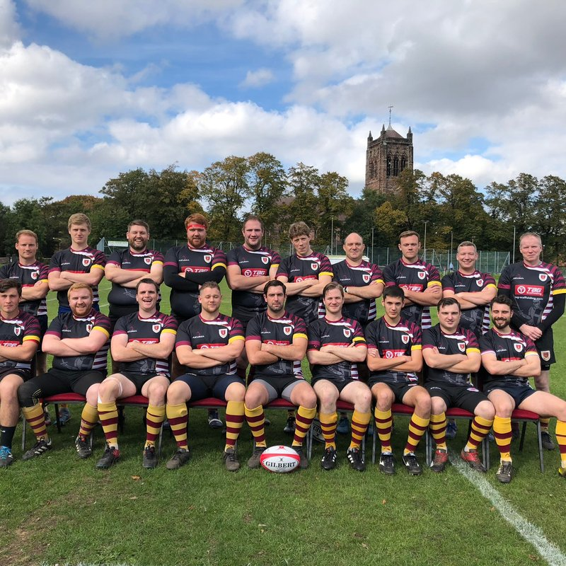 1st XV beat Newton-le-Willows 29 - 14