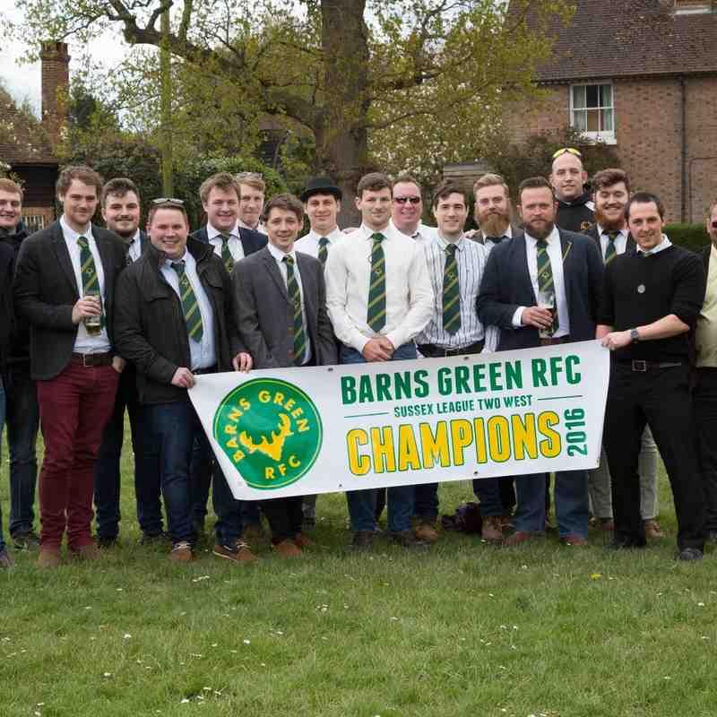 League 2 West Champions