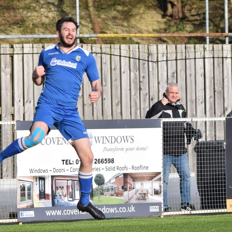 Town March On In The FAW Trophy