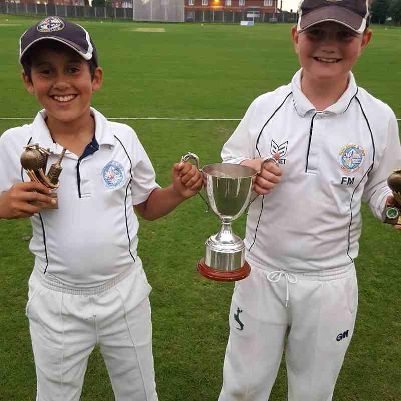 Papp U11s Cup Winners