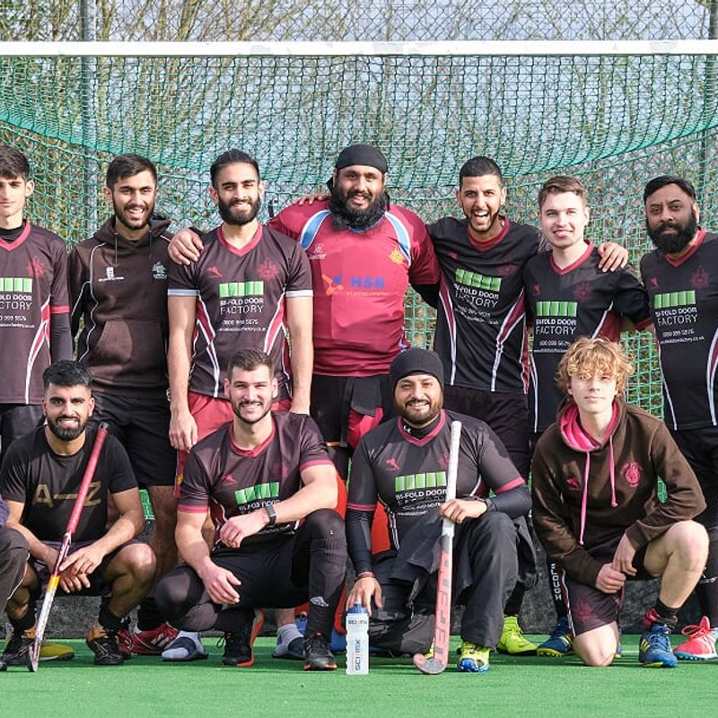 Slough Mens 2s V Tulse Hill and Dulwich