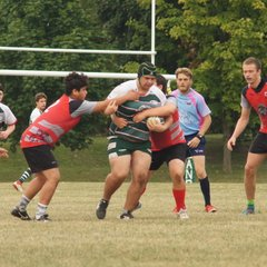 U17 Boys Aug 1st vs Guelph win 21 - 10