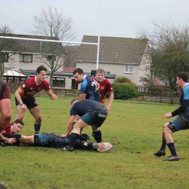 Dyce vs Deeside - 26 January 2019