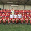 Haverhill Rovers FC lose to Hadleigh United 2 - 3