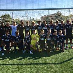 U15 EJA Italy Tournament - Day 3