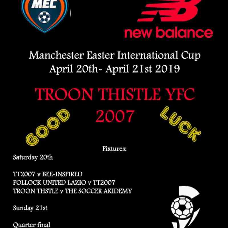 Tournaments 2019