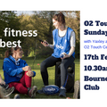 O2 Touch Sunday Session