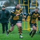 Orrell RUFC  maintain their challenge at the top end of Lancs/Cheshire Division Two.