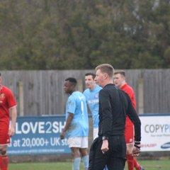 Barton Town vs Bridlington Town | Saturday 16th March | NCEL Premier Division