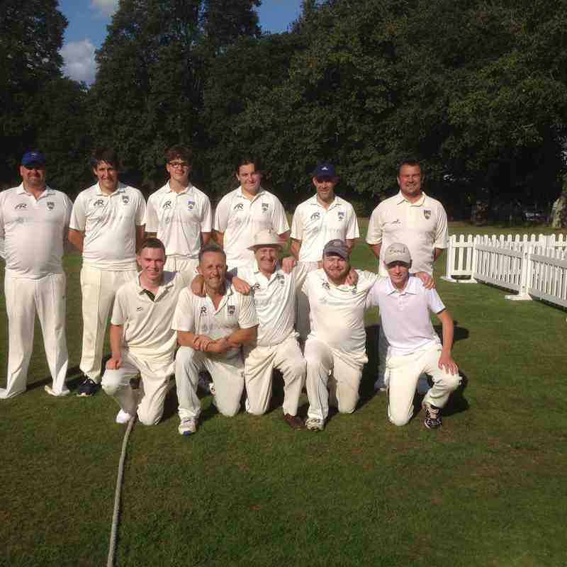Ware 2nd XI last match of 2017 season (by H.Andrews)