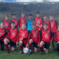Under 12 Reds - SSYL beat Coldean Colts 1 - 2