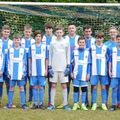 Under 16 Blues lose to Ashton Boys 2 - 1