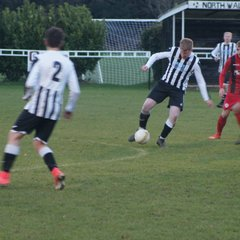 Angels vs Wymondham Town 09/12/17