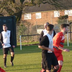 North Walsham Town Reserves v Bungay Town Reserves 17/02/18