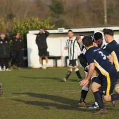 North Walsham Town 2 UEA 1