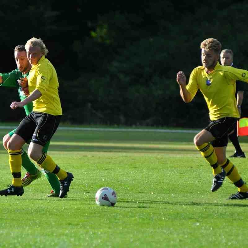 Hamworthy Reserves `v` Ham Rec 3-0