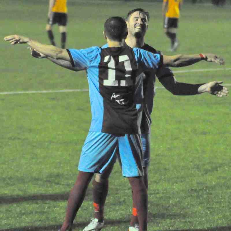 10/12/16 Hamworthy beat Bashley 4-0
