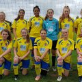 Under 16 beat Cardiff City Ladies 16 - 0