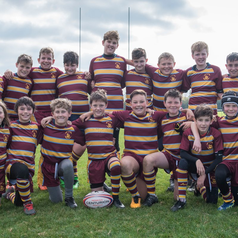 Malvern RFC vs. Old Yardleians RFC