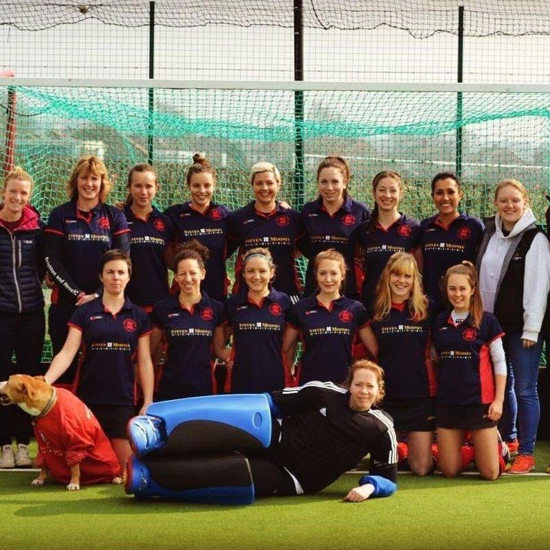 Women's 1st XI beat Teddington Ladies' 1s 3 - 0