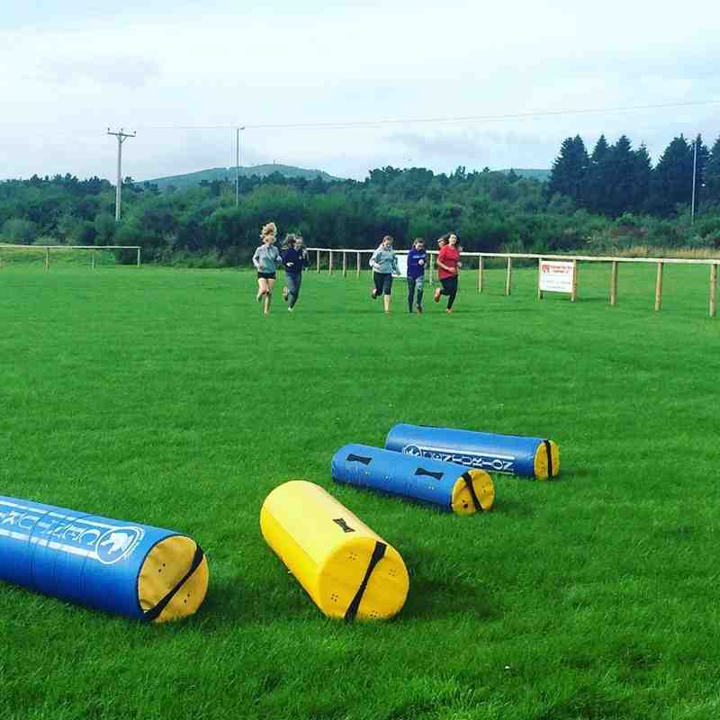 Ladies Fitness Sessions with Deeside Rugby