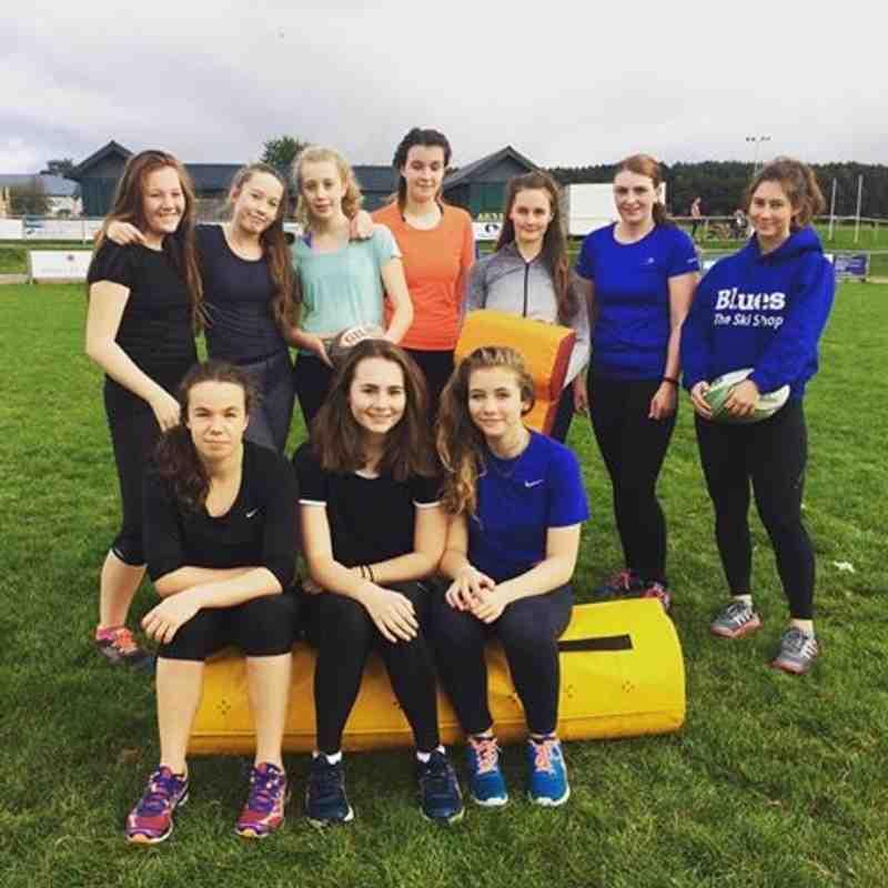 Ladies fitness sessions