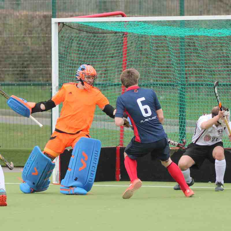 Mens 1s v Wapping