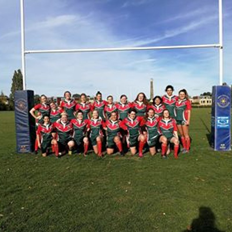 Ladies 1st XV lose to Royston Ladies 24 - 7