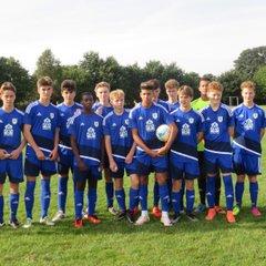 Ash United Youth U16's v Burnham Lynx Whites