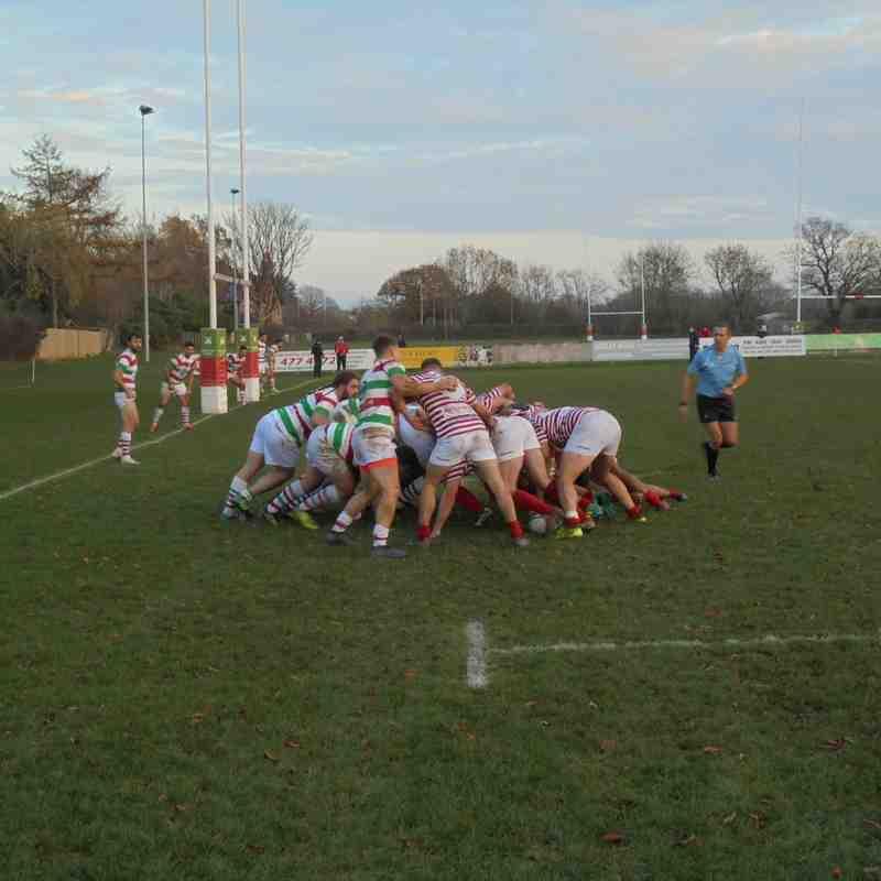 1st XV v Manchester (H) 24 Nov 18