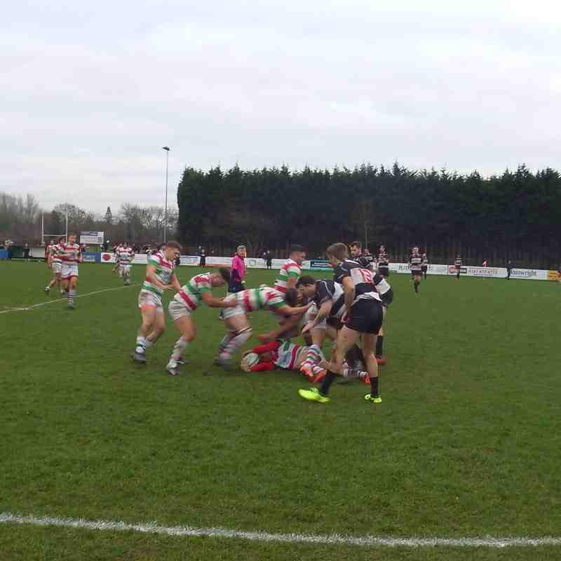 1st XV v Broughton Pk (H) 05 Jan 18