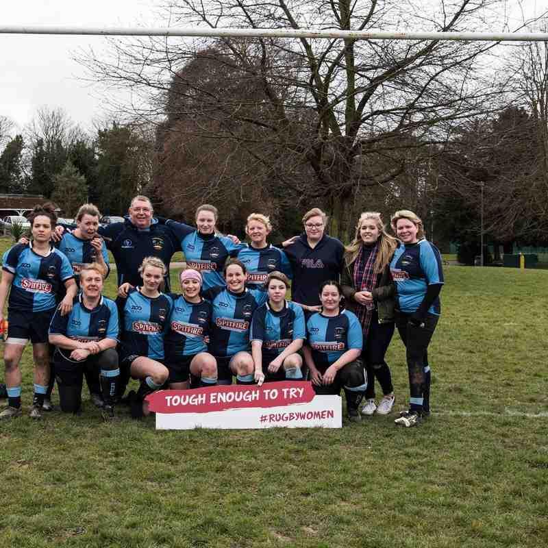 Faversham Ladies Rugby