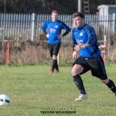 Clarendon FC V Redcar CF