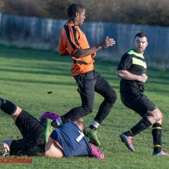 Redcar CF V Thornaby Athletic Fc - Terry Smith League Cup