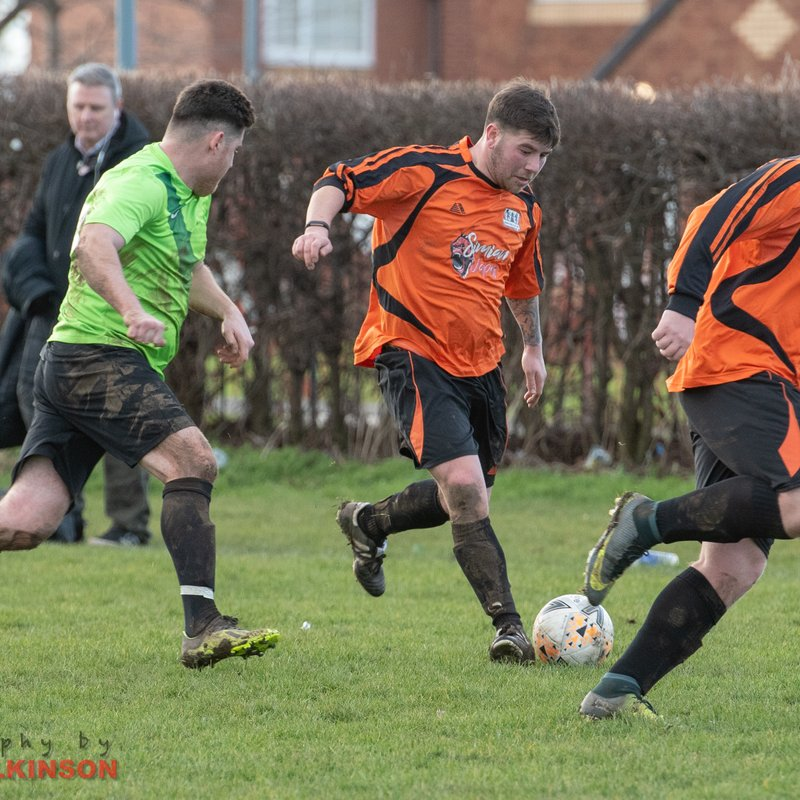 Clairville Athletic FC V Redcar CF