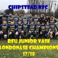 1st XV beat Weybridge Vandals 30 - 15