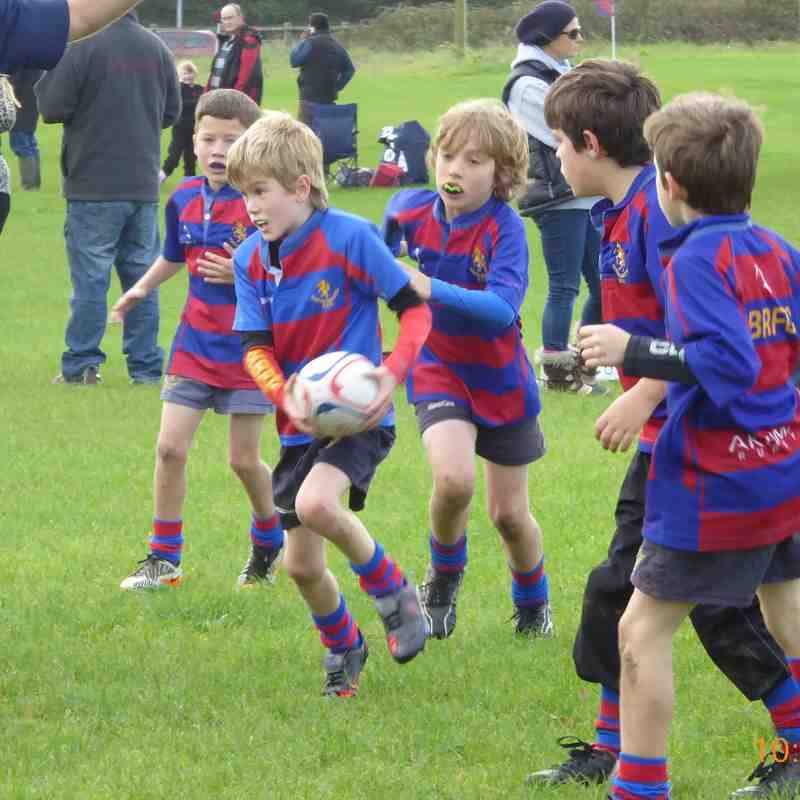 North Bristol U9s vs Kingswood U9s