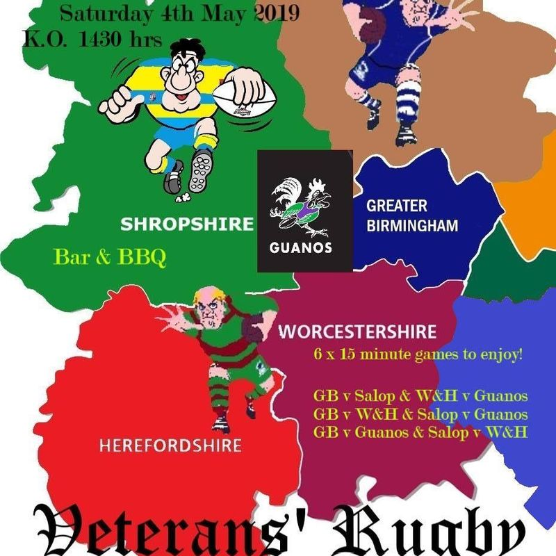 North Midlands Veterans Tournament