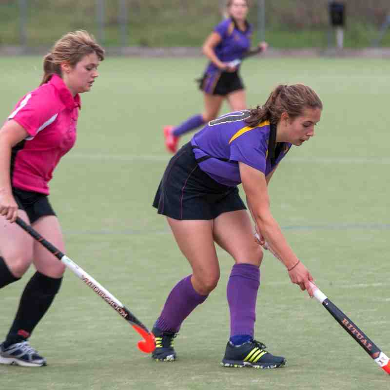 Ladies 1st's v Dalston 24th September 2016