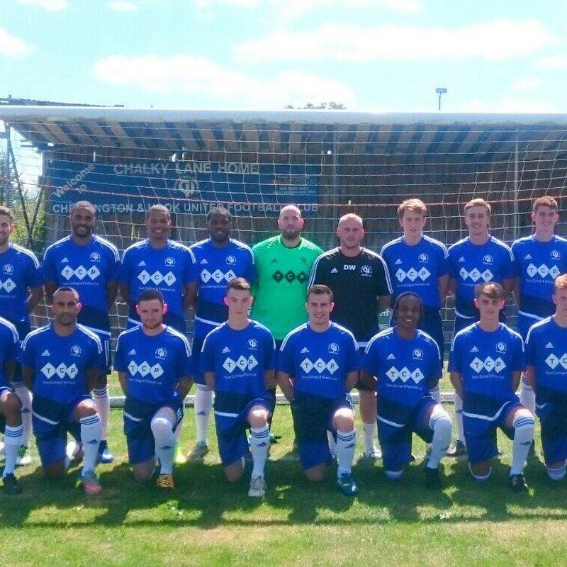 First Team beat Farnham Town 4 - 1