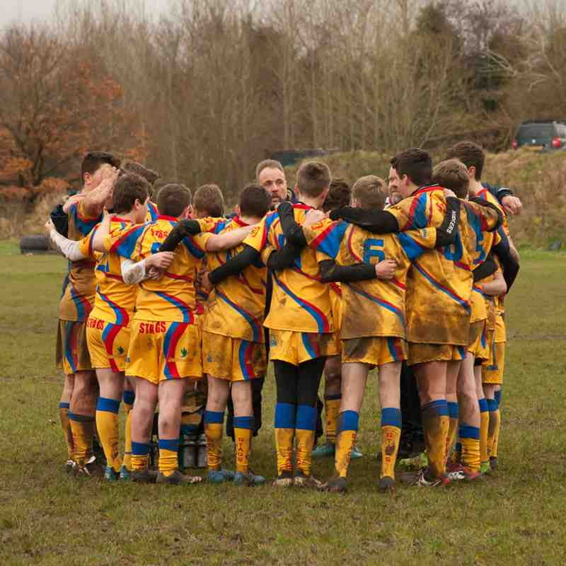 Stags vs Glossop and Marple
