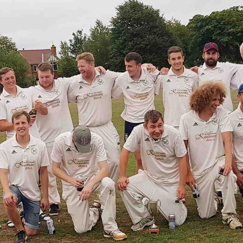 Hepworth Trophy Cup Final Winners 2018