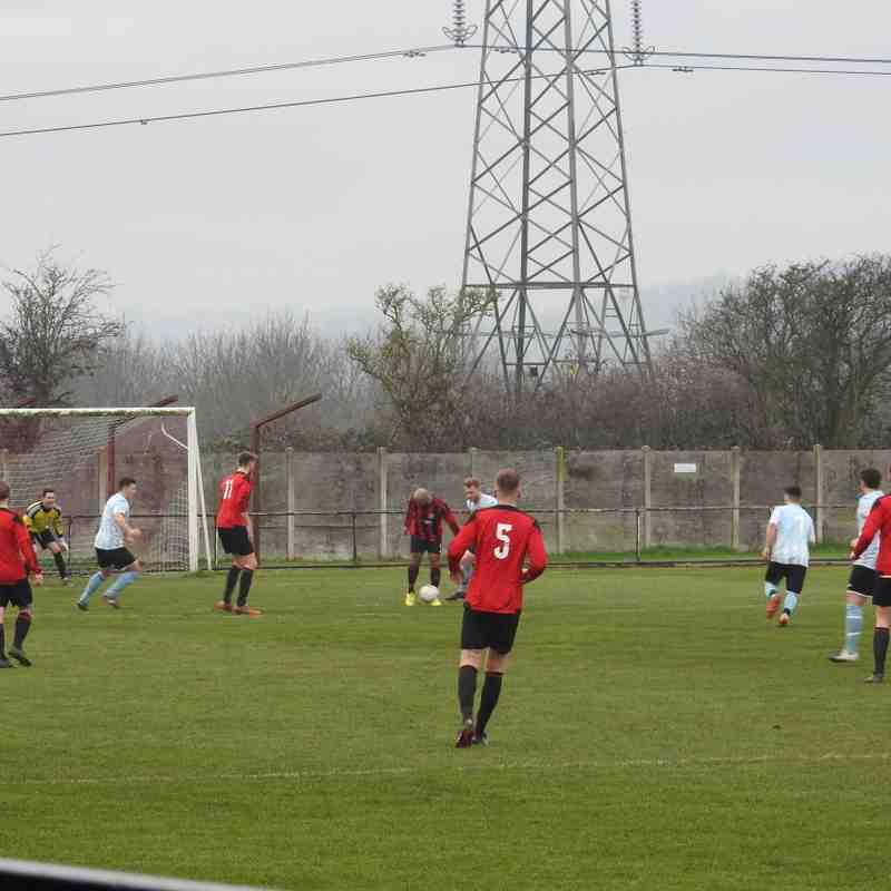 Match Photos vs Awsworth Villa