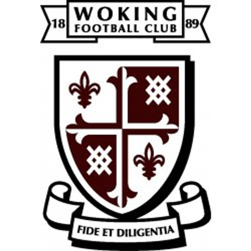 Match Report - Woking (Away - League)