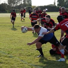 Harwich & Dovercourt 2nd XV 49 - 28 Brightlingsea