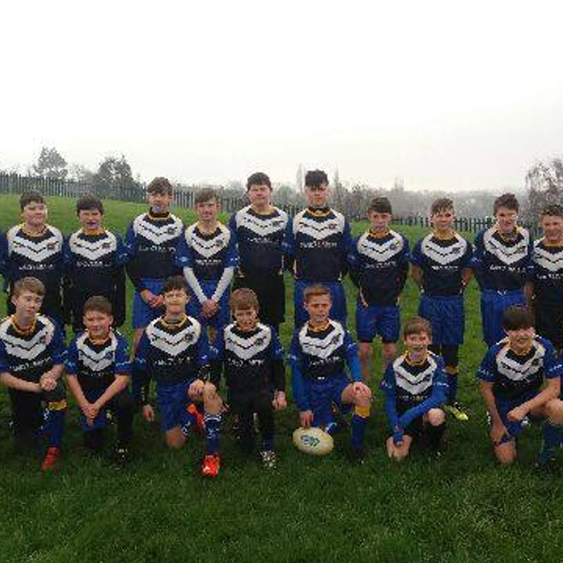 North Derbyshire Chargers vs. North Leeds Leopards