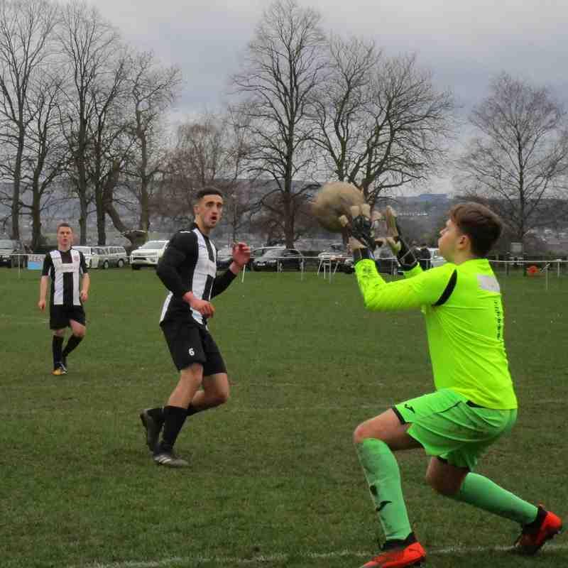 Gresford Athletic (A) 9th March 2019